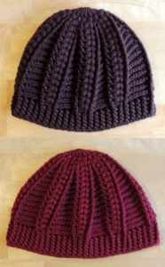 Free Crochet Pattern: Cable Cap