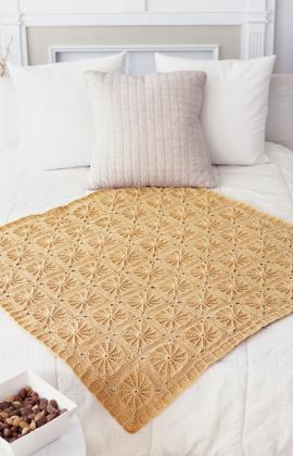Free Crochet Pattern: Sunny Spread