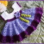 Free Crochet Pattern: Sugar N Spice Dress