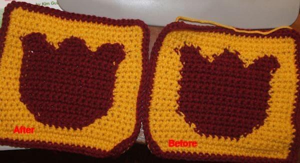 Free Crochet Pattern: Pennsylvania Dutch Afghan