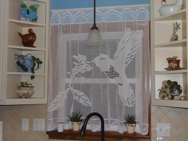 Hummingbird Filet CrochetKim Free Crochet Filet Pattern