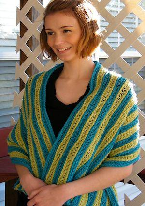 Keiko Wrap CrochetKim Free Tunisian Crochet Pattern