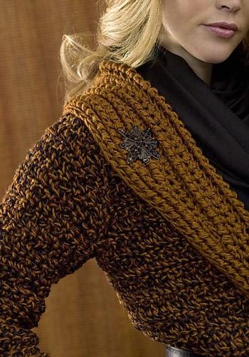 St. Petersburg Coat | CrochetKim Free Crochet Pattern
