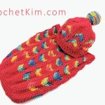 Circus Love Baby Hat