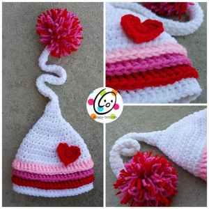Free Crochet Pattern: Jazlyn Hat