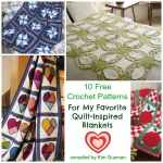 Link Blast: Quilt-Inspired Blankets