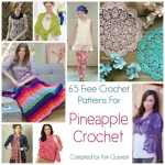 Link Blast: 65 Free Crochet Patterns for Pineapple Crochet