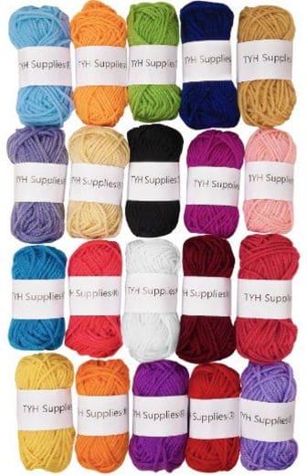 Yarn Mini Skeins Giveaway