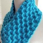 Free Knit Pattern: Sheaf Cowl