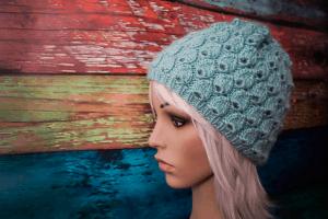 Free Knit Pattern: Tears of Joy Hat