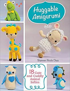 Make it Crochet: Huggable Amigurumi Cover by Shannen Nicole Chua