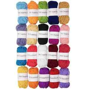Make It Crochet Prize Drawing: 20 bonbon skeins of yarn