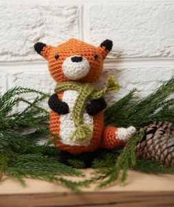 Link Blast: 10 Free Crochet Patterns for Foxes