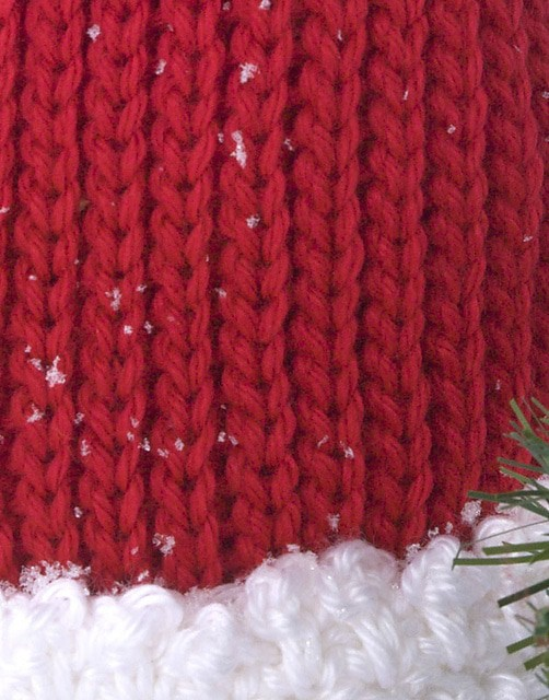 Baby Santa Hat   CrochetKim Free Crochet Pattern