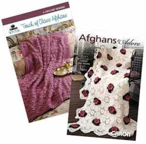 Make It Crochet Prize Entry: 2 Leisure Arts Pattern Books
