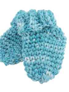 CrochetKim Free Crochet Pattern | Heather Baby Socks
