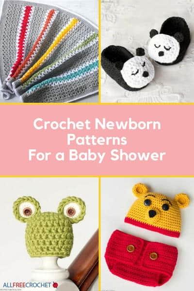 Link Blast 10 Free Crochet Patterns For Baby Showers Crochetkim