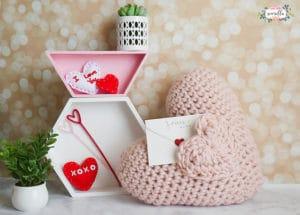 Link Blast: 10 Free Crochet Patterns for Hearts