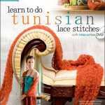 CrochetKim Weekly Drawing: Learn to Do Tunisian Lace Stitches by Kim Guzman