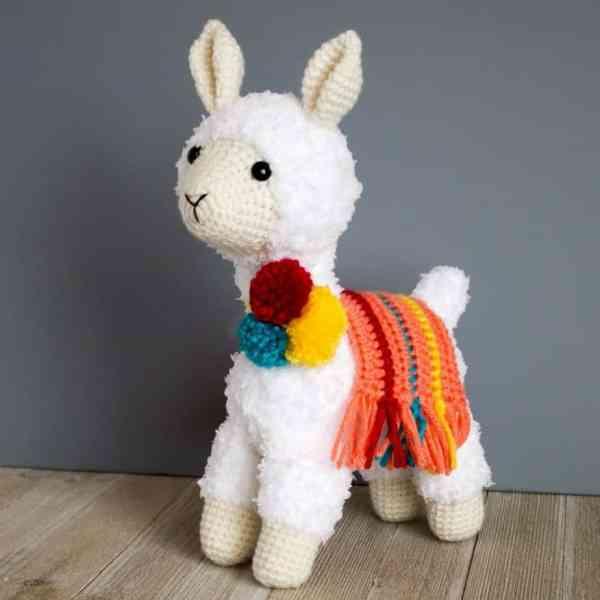 Link Blast 10 Free Crochet Patterns For Llamas Or Alpaca