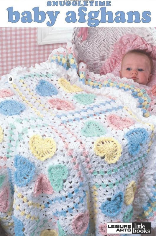 CrochetKim Giveaway: Sunggletime Baby Afghans