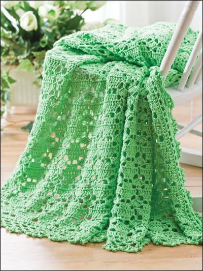 CrochetKim Giveaway: Heirloom Afghans