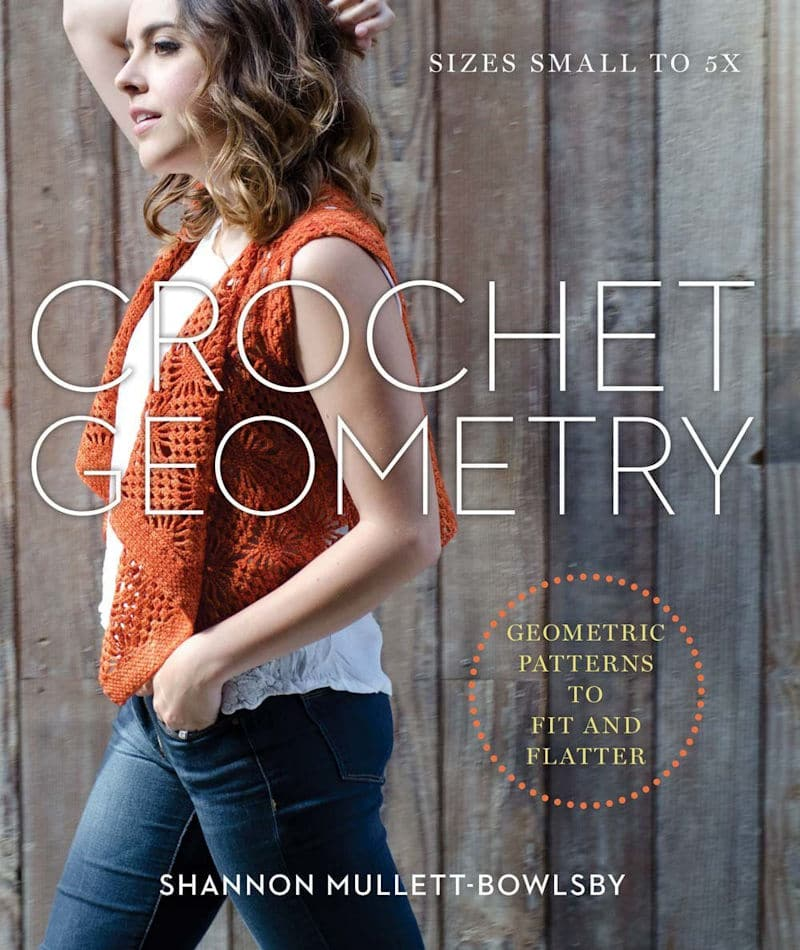 CrochetKim Giveaway: Crochet Geometry by Shannon Mullett-Bowlsby