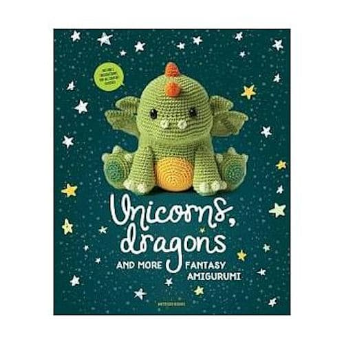 CrochetKim Giveaway: Unicorns Dragons and More