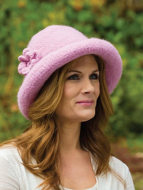 CrochetKim Giveaway: Crochet Pink by Janet Rehfeldt