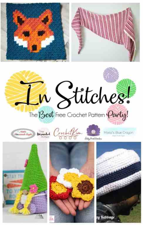 In Stitches Free Crochet Pattern Party 36