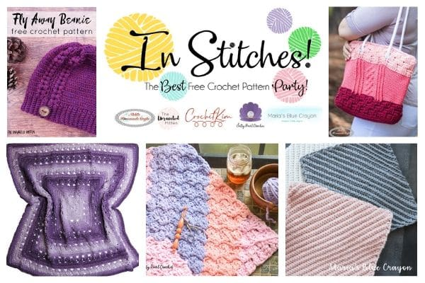 In Stitches Free Crochet Pattern Party 37