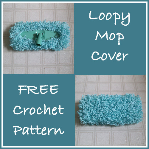 Loopy Mop Cover