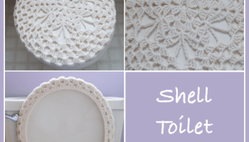 Remarkable Elongated Shell Toilet Seat Cover Free Crochet Pattern Gmtry Best Dining Table And Chair Ideas Images Gmtryco