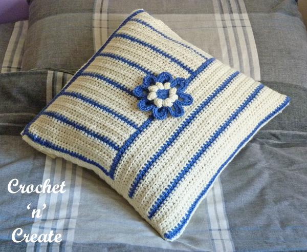 crochet pillow cover archives crochet