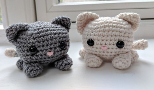 Amigurumi Crochet Patterns Cube Kitty Cat Amigurumi Free Crochet Pattern Your Crochet