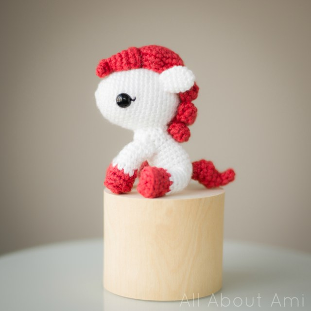 Amigurumi Crochet Patterns Pattern Pony All About Ami