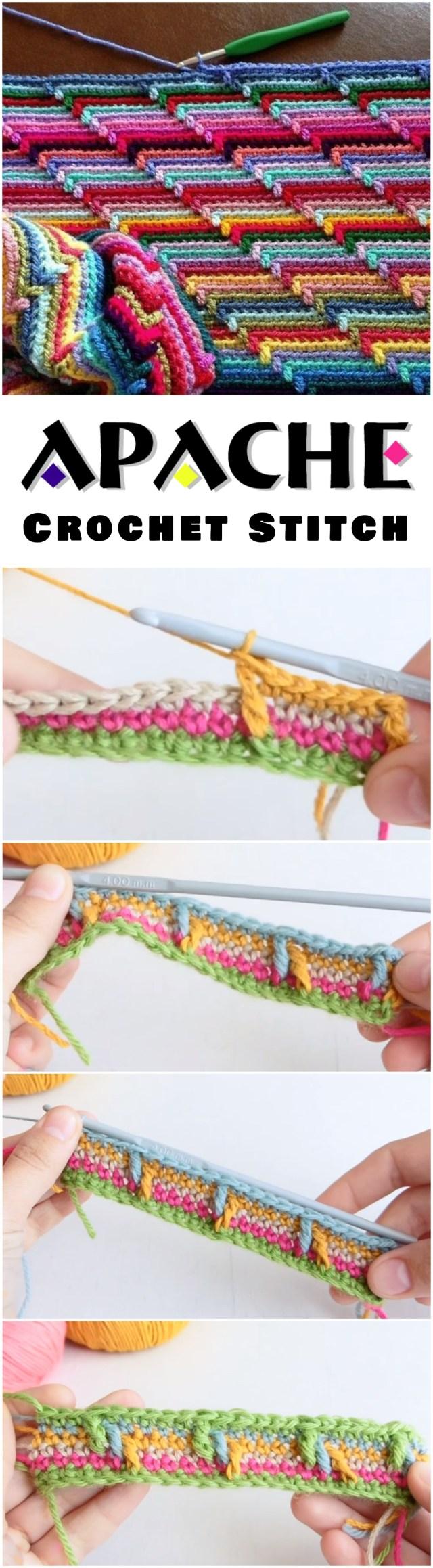 Apache Tears Crochet Pattern Apache Tears Stitch Crochet Tutorial Yarn Hooks