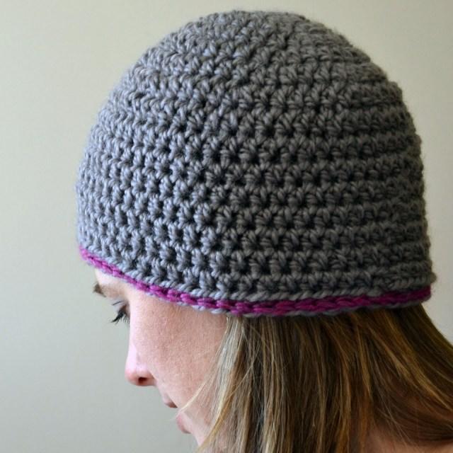 Beanie Pattern Crochet Crochet In Color Chunky Beanie Pattern