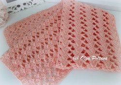 Caron Simply Soft Crochet Patterns Lacy Crochet Caron Simply Soft Lace Scarf Free Crochet Pattern