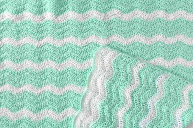 Chevron Zig Zag Crochet Pattern 10 Crochet Ripple Afghan Patterns