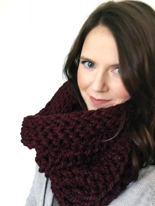Chunky Crochet Scarf Pattern How To Make A Chunky Crochet Scarf That Will Lay Perfect Every Time