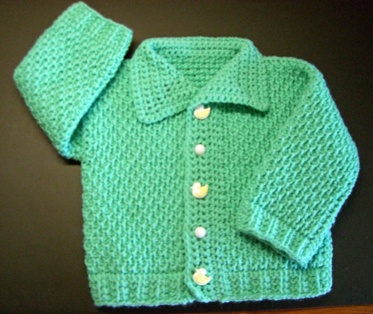Crochet Baby Sweater Patterns Ayasha Cardigan Pattern Free Tunisian Crochet Pattern For Infants