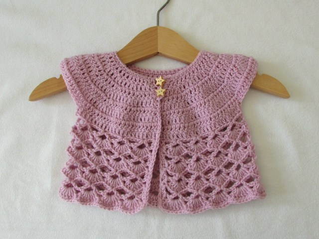 Crochet Baby Sweater Patterns How To Crochet Ba Sweater Crochet And Knitting Patterns 2019