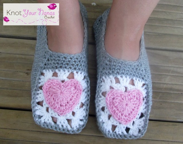 Crochet Boots Pattern For Adults Knot Your Nanas Crochet Cosy Crochet Slippers Adult