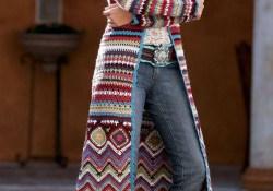 Crochet Coat Pattern Crochet Coat Free Pattern Poncho Villa Jackets Cardigans