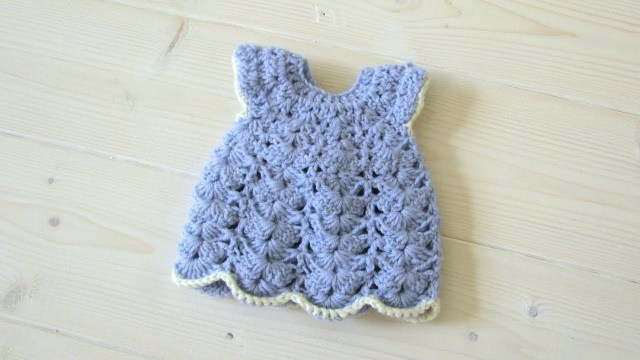 Crochet Doll Clothes Patterns How To Crochet A Lace Animal Doll Dress Wooly Wonders Crochet