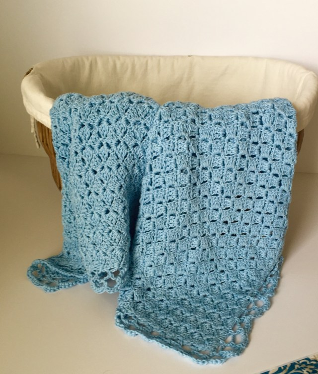 Crochet Monkey Blanket Pattern Crochet Pattern Ba Blue Ba Blanket