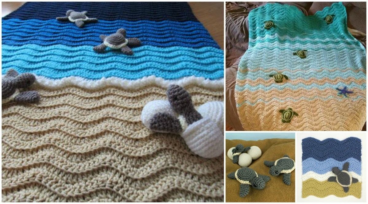 Crochet Monkey Blanket Pattern Crochet Turtle Beach Blanket Pretty Ideas Monkey Ba Pattern