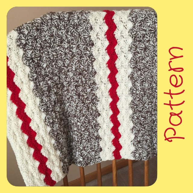 Crochet Monkey Blanket Pattern Pin Sarah Boggs On Crocheting Crochet Crochet Blanket Patterns