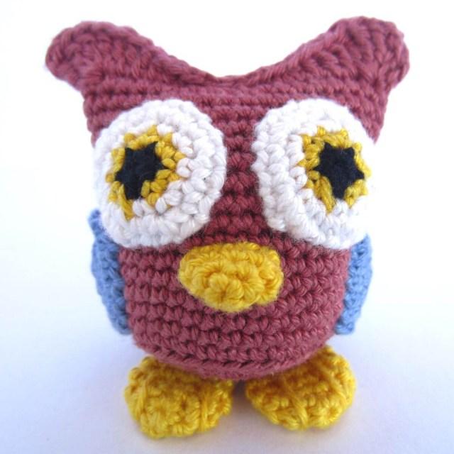 Crochet Owl Pattern Amigurumi Crochet Owl Pattern Supergurumi